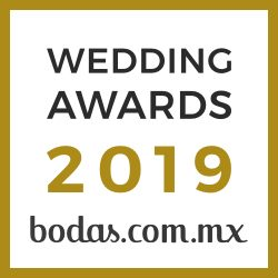 Amore Amore!, ganador Wedding Awards 2016 bodas.com.mx